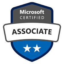 Micorsoft Certified Associate