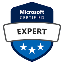 Micorsoft certified Expert